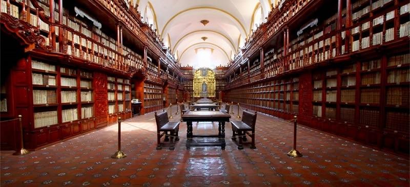 Bibliothèque Palafoxiana, Puebla