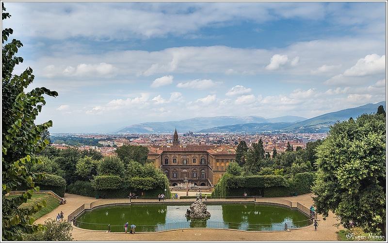 Jardins Boboli, Florence