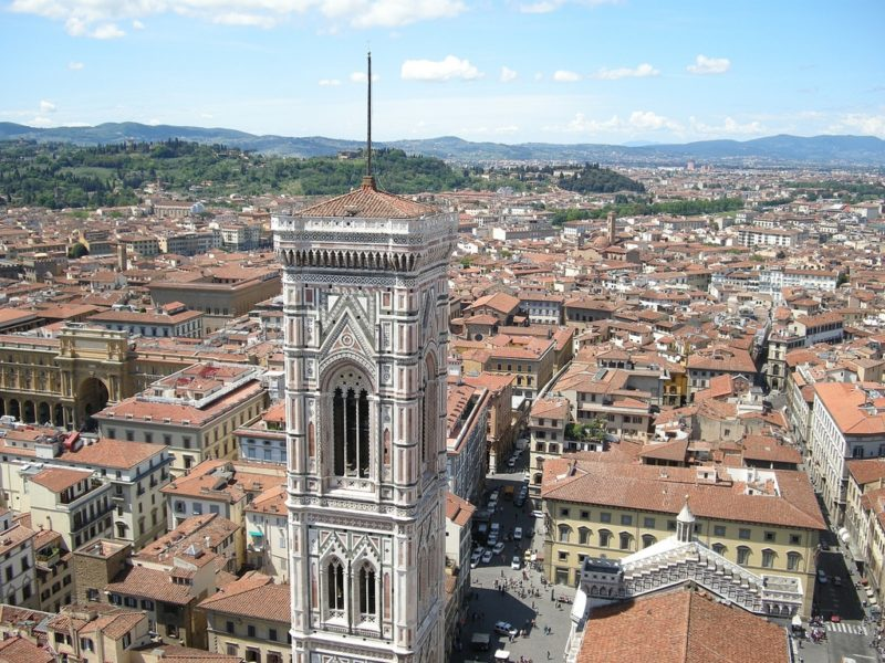 Campanile de Giotto , Florence
