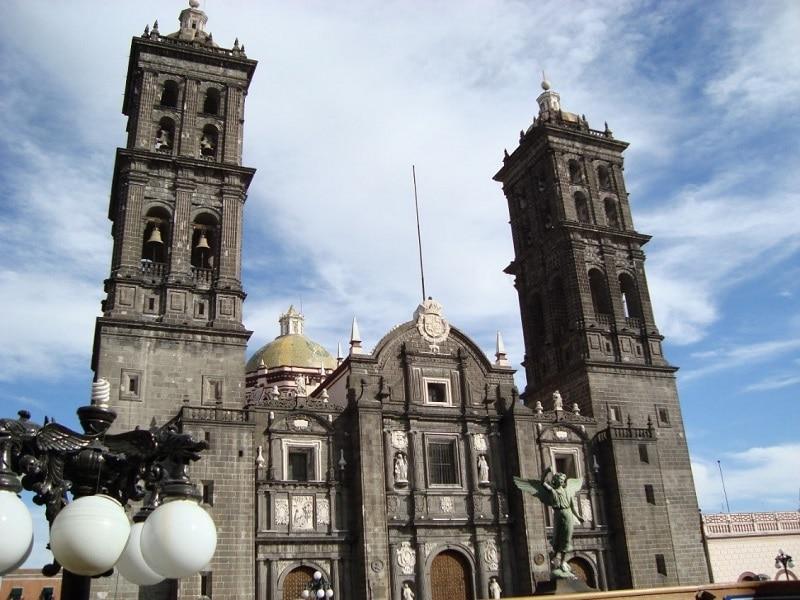 Cathédrale de l'Immaculée-Conception, Puebla