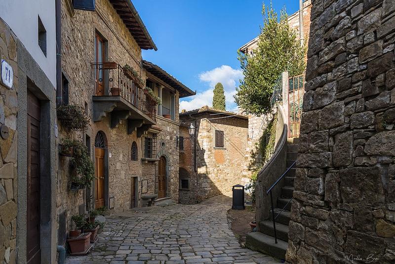 Chianti, Toscane