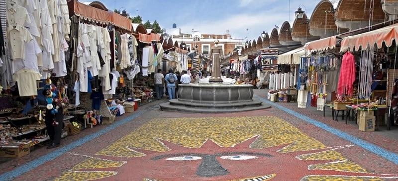 El Parián de Puebla