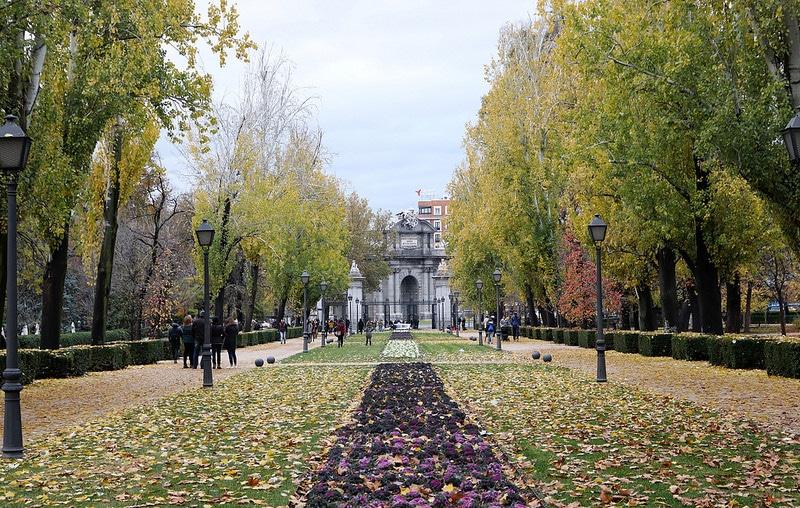 Parc El Retiro, Madrid