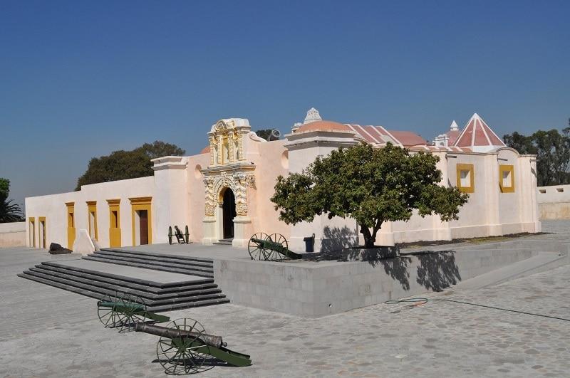 Los Fuertes de Loreto y Guadalupe, Puebla