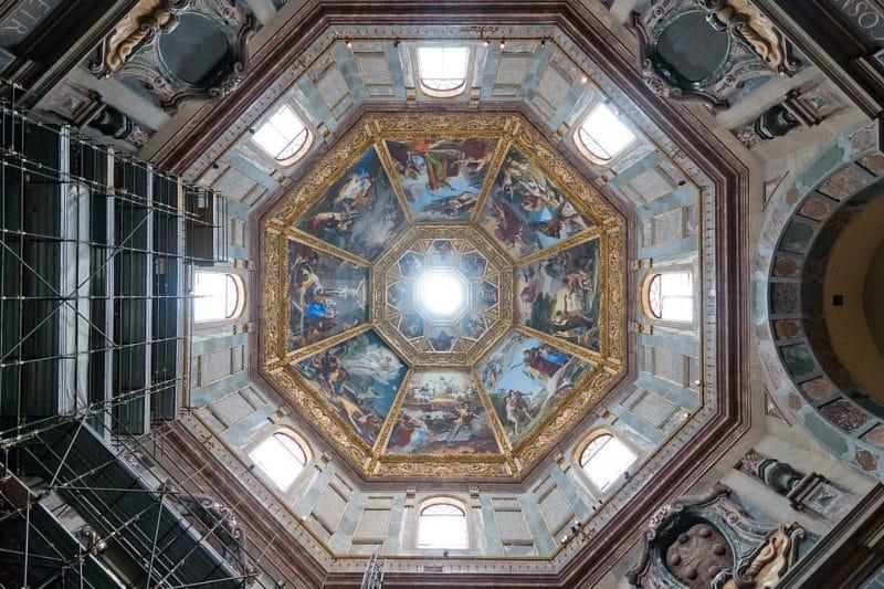 Chapelles des Médicis, Florence