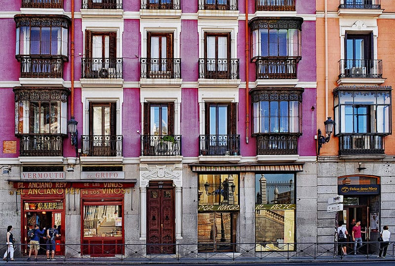 Shopping, Madrid