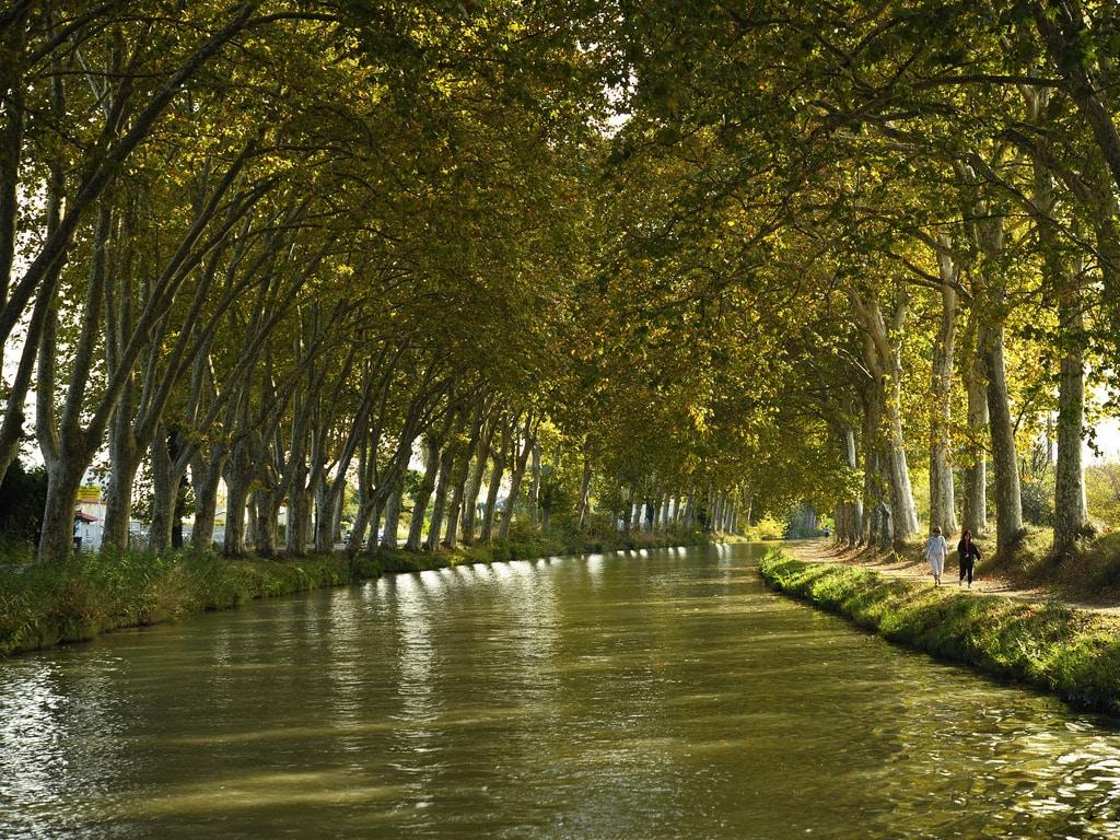 Visiter la France, Canal du Midi