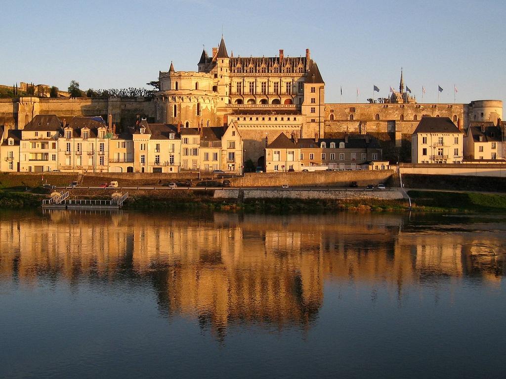 Visiter la France, Châteaux de la Loire