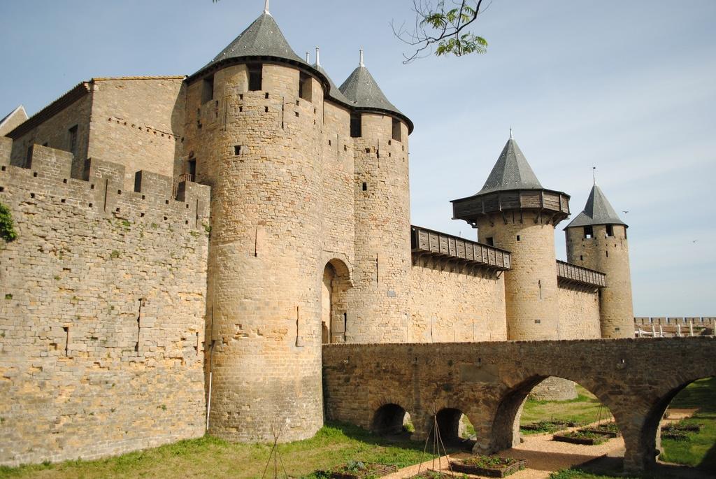Visiter la France, Cité de Carcassonne