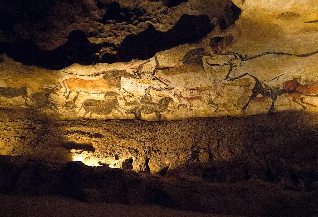 Visiter la France, Grotte de Lascaux