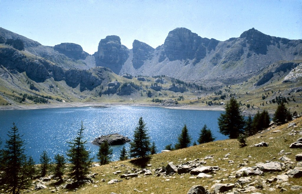 Visiter la France, Lac d'Allos