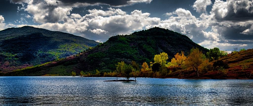 Visiter la France, Lac du Salagou