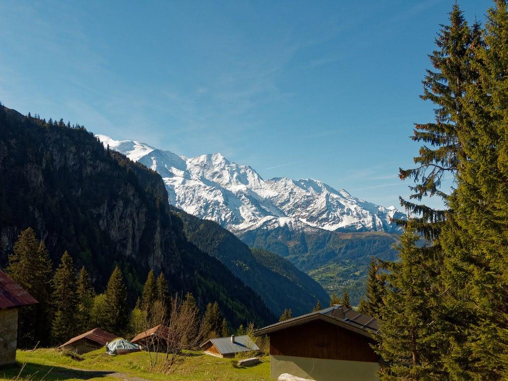 Visiter la France, Mont Blanc