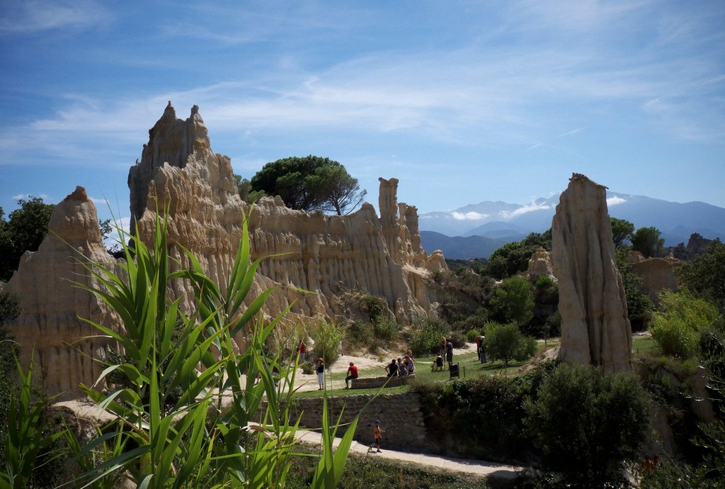 Visiter la France, Orgues d'Ille-sur-Têt