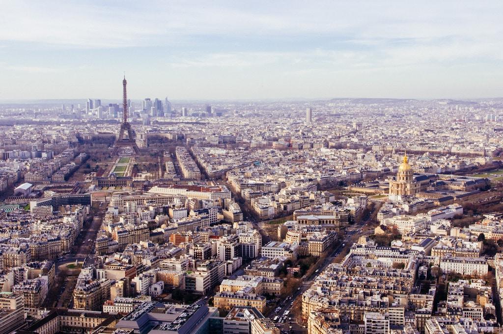 Visiter la France, Paris
