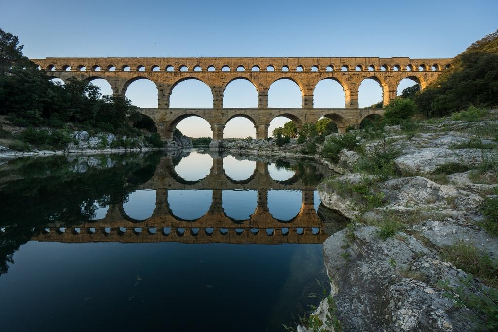 Visiter la France, Pont du Gard