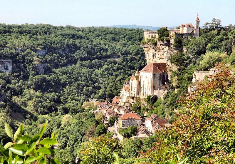 Visiter Rocamadour, Alzou