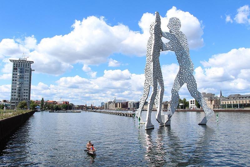 Molecule Man, Alt-Treptow, Berlin