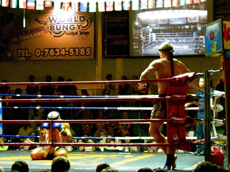 Boxing Stadium, Phuket