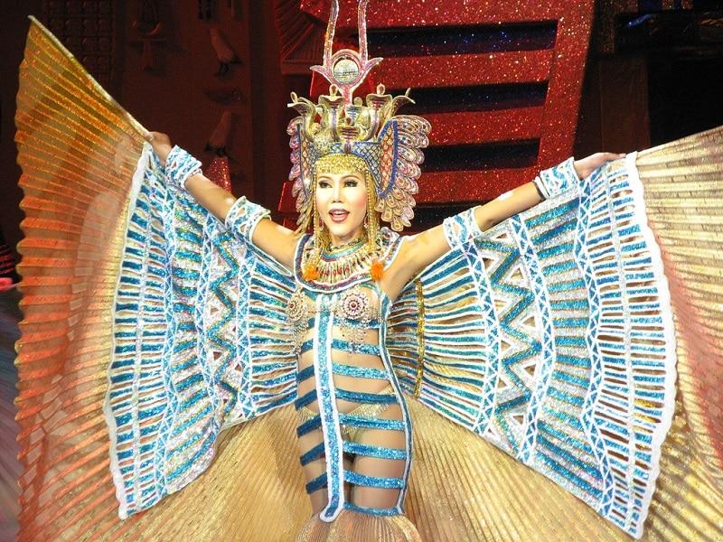 Cabaret ladyboy Phuket
