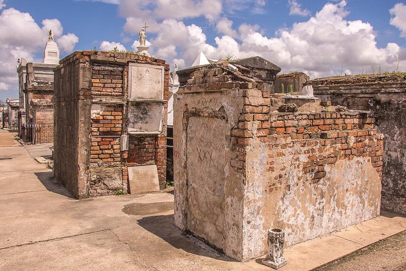 Cimetière Saint-Louis, Nouvelle-Orléans