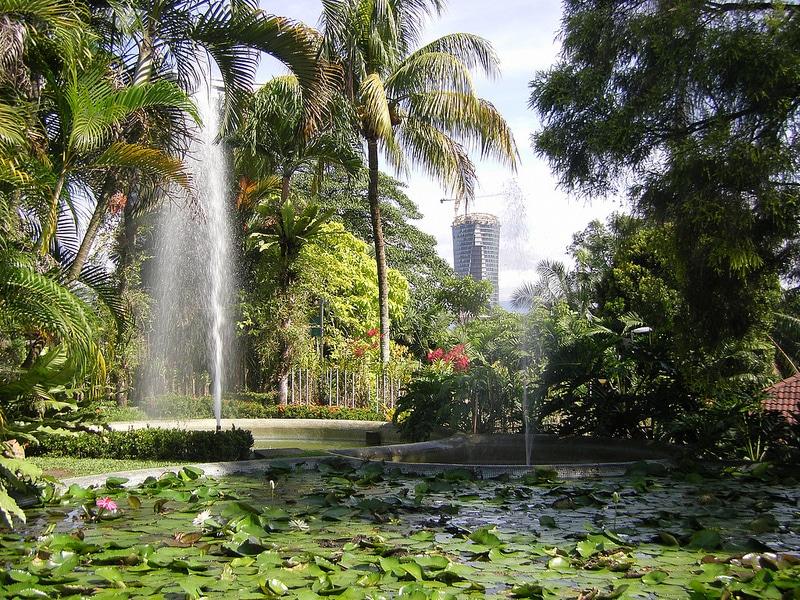 Jardin des Orchidees, Kuala Lumpur