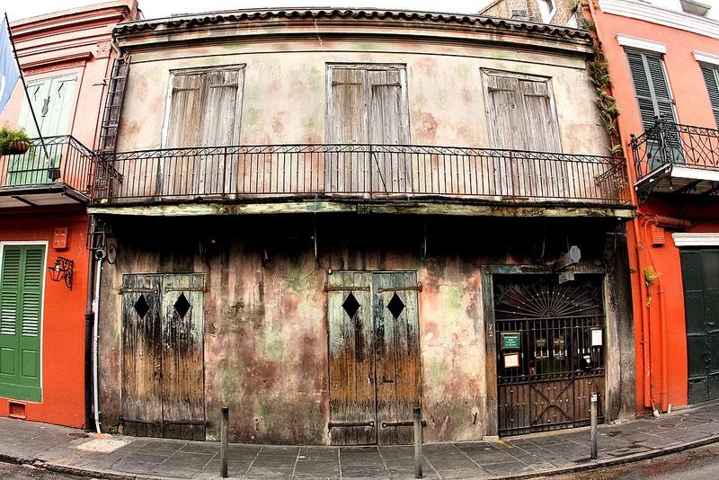 Club de jazz Preservation Hall, Nouvelle-Orléans