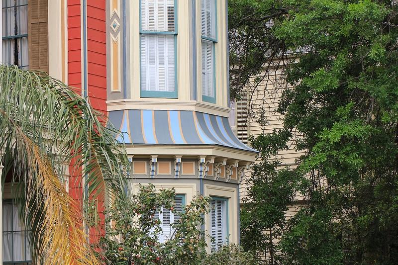 Maison dans le Garden District, à la Nouvelle-Orléans