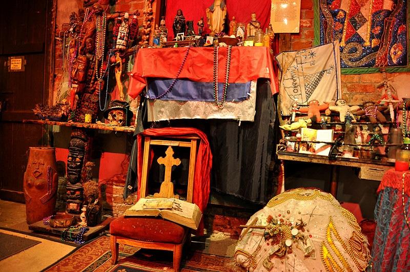 Musée du vaudou, Nouvelle-Orléans