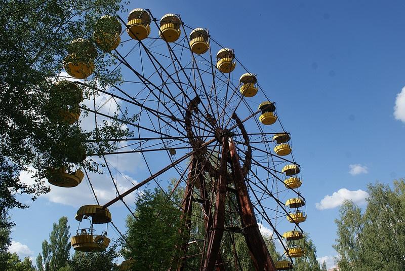 Parc d'attractions Tchernobyl