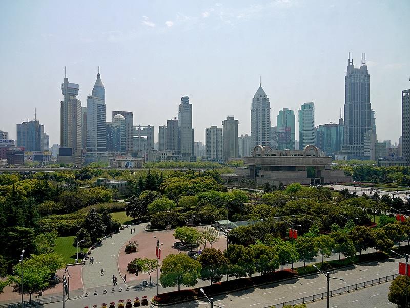 Place du Peuple, Shanghai