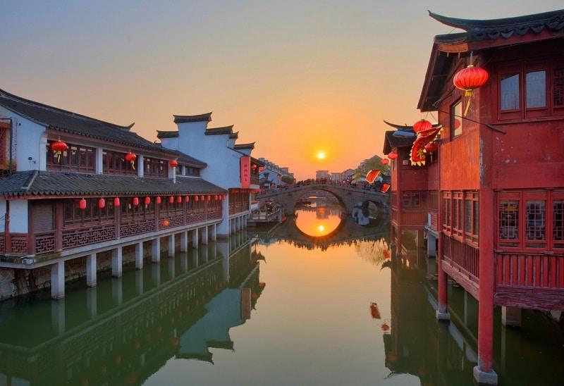 Qibao Shanghai