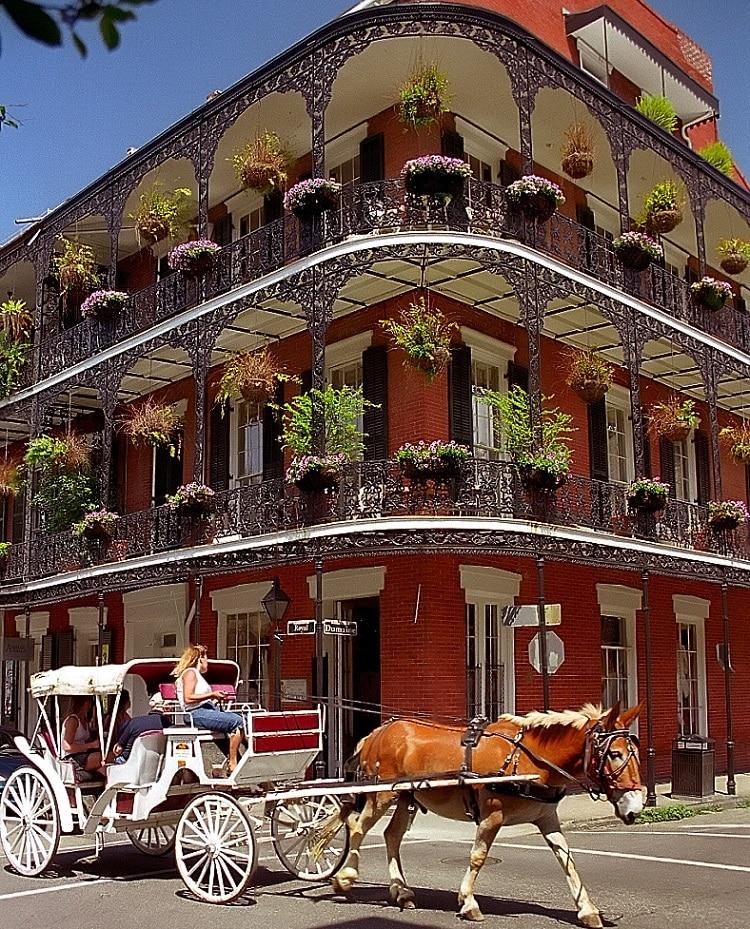 Quartier français, Nouvelle-Orléans