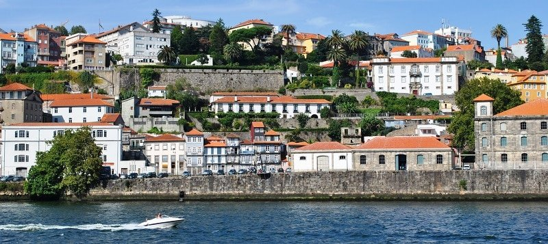 Quartier Miragaia pour loger à Porto