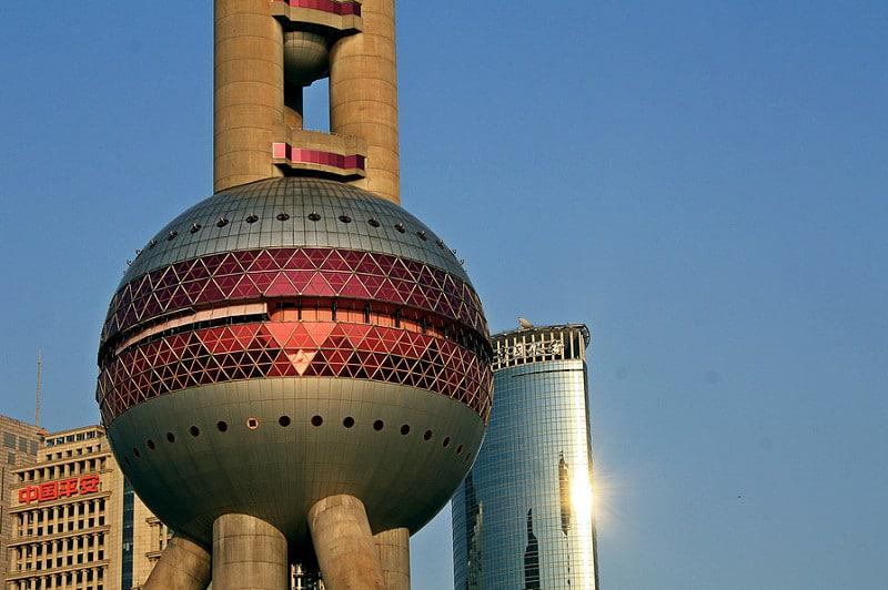 Quartier Pudong, Shanghai