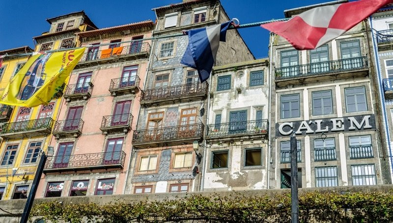 Ribeira, loger Porto