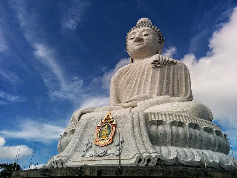 Statue du Grand Buddha, Phuket