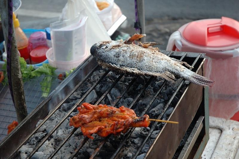 Street-food, thai, Phuket