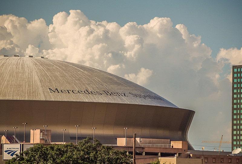 Superdome, Nouvelle-Orléans