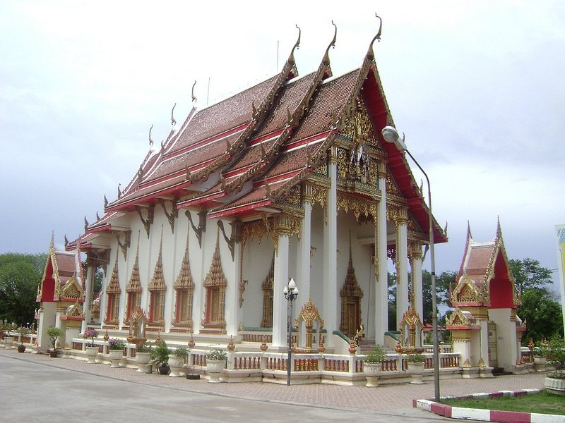 Temple Wat Chalong, Phuket