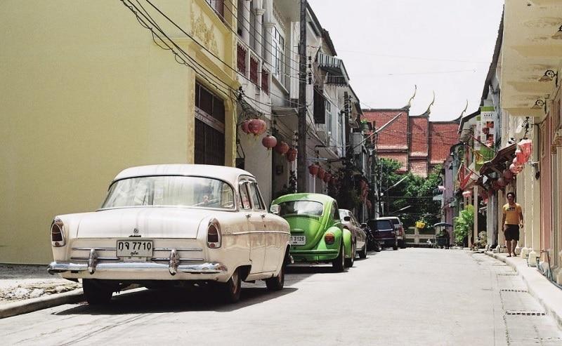 Vieille-ville de Phuket