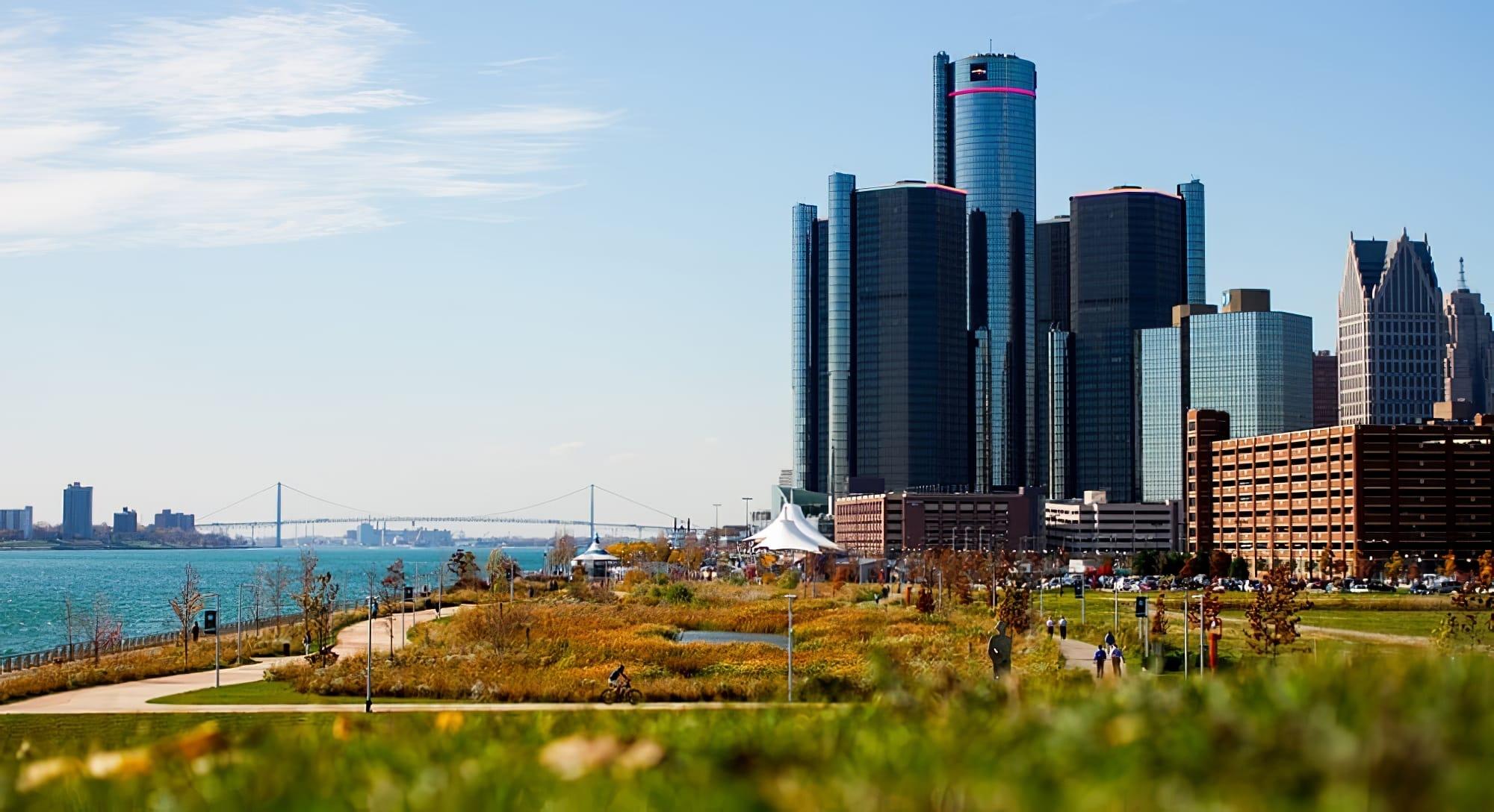 Tourisme 224 Detroit D 233 Couvrir La Ville