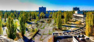 Visiter Tchernobyl