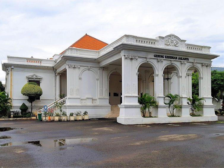 Le Gedung Kesenian Jakarta