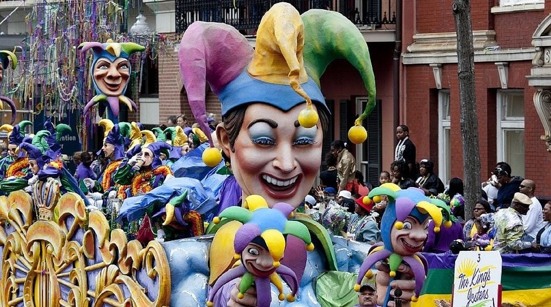 Carnaval de la Nouvelle-Orléans, Mardi-Gras