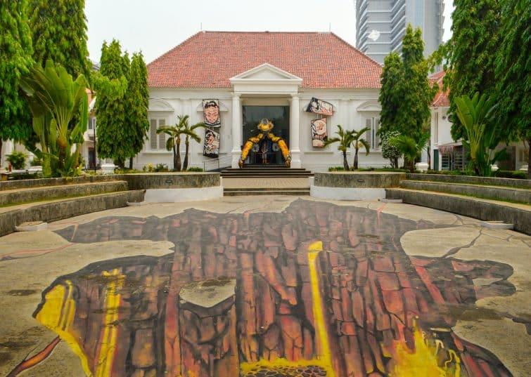 La Gallerie Nationale de Jakarta