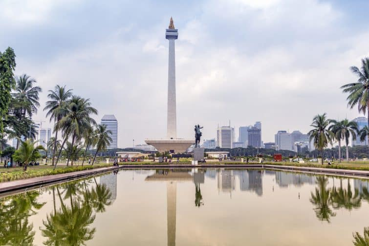 Place Merdeka de Jakarta