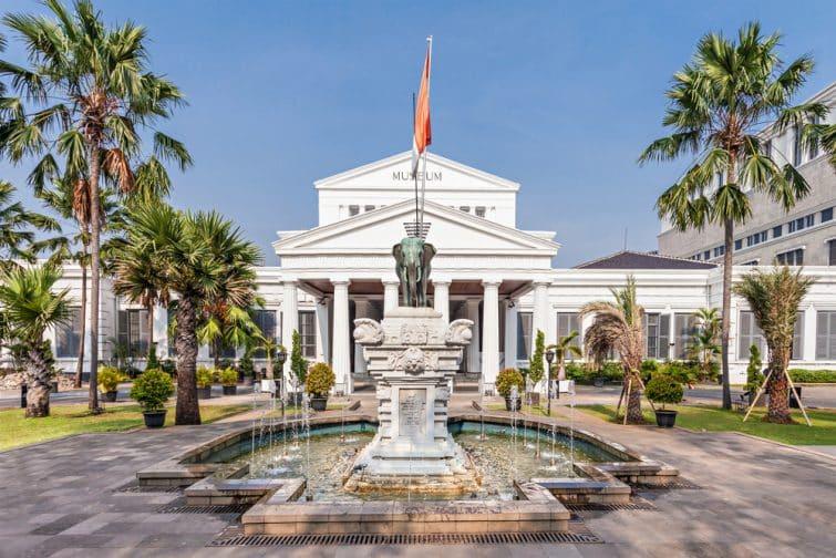 Le Musée National d'Indonésie