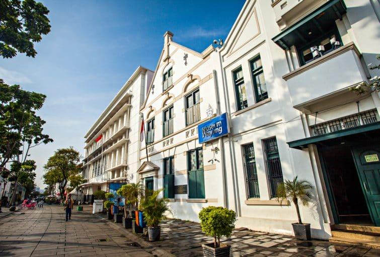 Visiter Jakarta et le wayang Museum