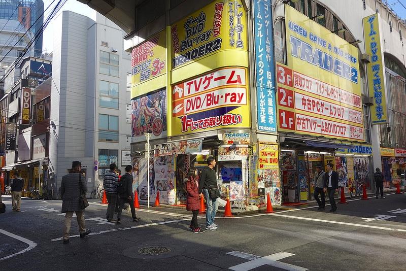 Quartier Akihabara pour loger à Tokyo
